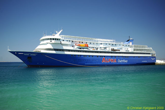 Many ferries serve Mykonos from Piraeus (the port of Athens), other ports on the Greek mainland and other islands.