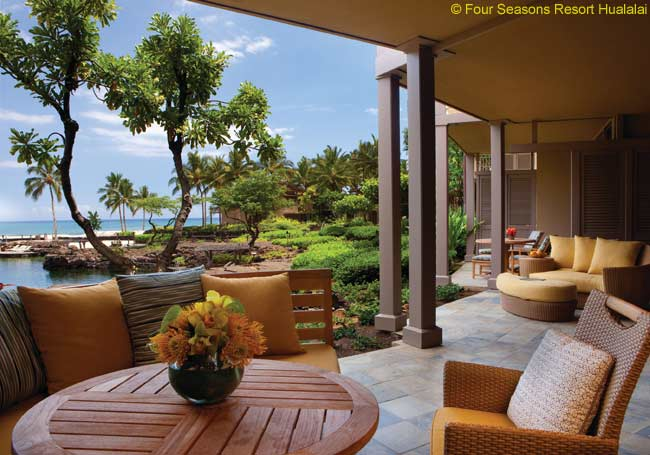 The Four Seasons Resort Hualalai in Kona, Hawaii, has unveiled a $40 million enhancement, which has taken 15 months to complete