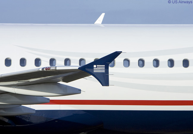 US Airways operates large hubs at Philadelphia, Charlotte and Phoenix and is the largest carrier at Washington D.C.'s near-downtown Reagan National Airport
