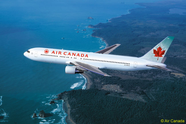 Air Canada is transferring many of its Boeing 767-300ERs over time to its lower-cost, leisure-operations brand Air Canada rouge. However, Air Canada has upgraded the interiors of some of its 767-300ERs and is retaining them for services on its long-haul network