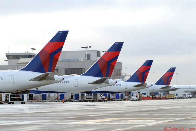 Following its merger with Northwest Airlines, Delta Air Lines is now the biggest carrier in the world. Delta, its Northwest subsidiary and Delta Connection carriers offer service to 376 destinations in 67 countries and fly more than 170 million passengers each year