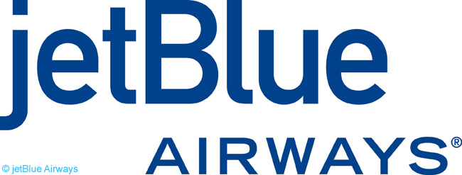 This is JetBlue Airways' logo