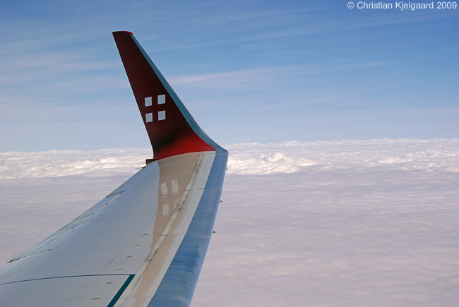 The most worrying aspect of the present dowturn in the airline industry is the steep loss in premium-class traffic, says IATA. This Boeing BBJ2, operated by Swiss charter company Privatair, flies all-business-class flights between Zurich and Newark on behalf of Swiss International Airlines