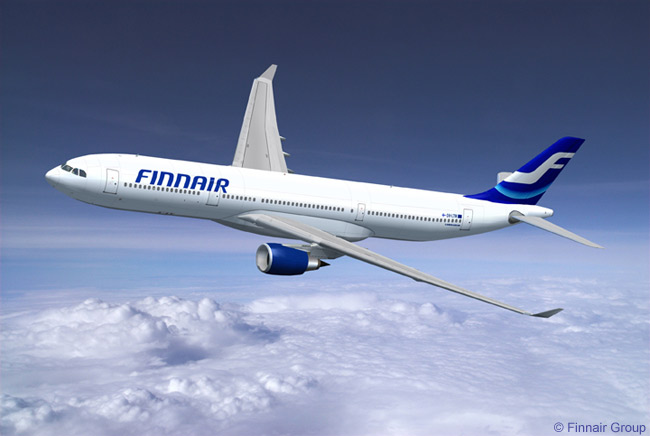 Finnair is taking delivery of a fleet of 10 new Airbus A330-300s and over time the A330 will become the backbone of the airline's long-haul fleet, which flies from Helsinki to destinations in Asia and North America