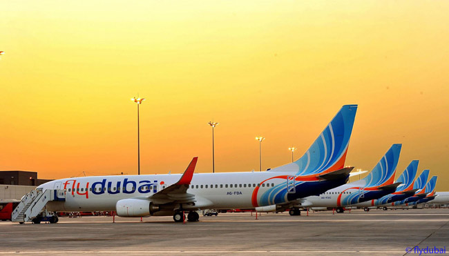 Dubai-based low-cost airline flydubai operates a growing fleet of Boeing 737-800s. The carrier announced an order for 50 Boeing 737-800s at the 2008 Farnborough Air Show and by October 2009 had received its fifth, with the sixth due for delivery in December. The carrier immediately put its fifth 737-800 into service on its new service linking Dubai with Doha in Qatar, flydubai's first route between Gulf Cooperation Council nations. Flydubai was scheduled to start serving the route on October 18, 2009