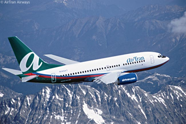 AirTran Airways is using its growing fleet of Boeing 737-700s to expand its network and schedule from focus cities such as Atlanta and Milwaukee