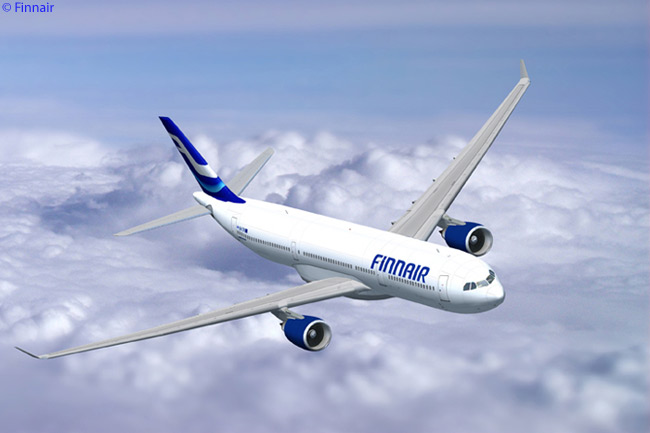 Finnair's long-haul fleet now is based on the Airbus A330-300 and A340-300, with the airline beginning to phase out its long-serving McDonnell Douglas MD-11s