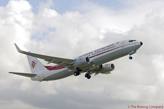 Air Algérie has ordered seven more Boeing 737-800s to add to its Boeing fleet of 10 737-800s, five 737-600s and three 767-300ERs. The airline also operates five Boeing 737-200s as freighters. Air Algérie also has a fleet of five Airbus A330-200s for long-haul work, as well as eight ATR 72-500 turboprops for domestic and regional services
