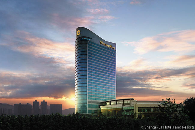 Situated in the center of the new-development area of Wenzhou, the Shangr-La Hotel, Wenzhou is next to the Wenzhou International Convention and Exhibition Center