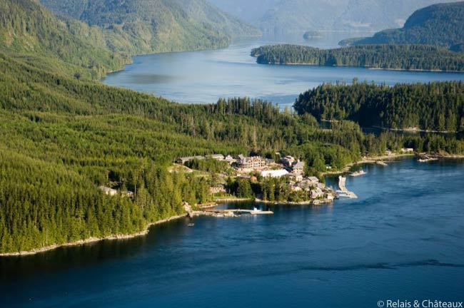Sonora Resort, in British Columbia, is a new member of Relais & Châteaux, a marketing association whsoe members represent an exclusive collection of 475 of the finest charming hotels and gourmet restaurants in 57 countries