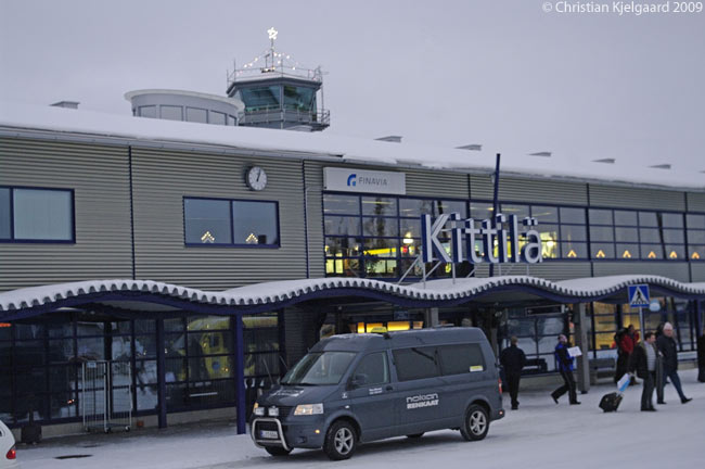 Because it serves Levi, the busiest winter-sports resort in Finnish Lapand, Kittilä Airport is the busiest of Lapland's six airports. Finavia, which operates them, has branded all six under the name 'Lapland Airports' to promote awareness of the area and its airports internationally
