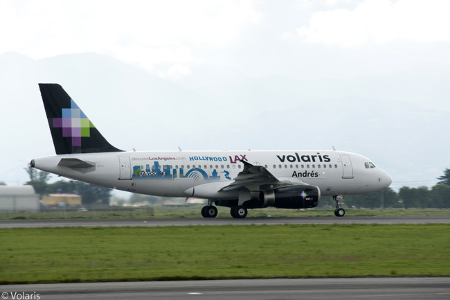 Mexican low-fare carrier Volaris operates an all-Airbus fleet of A319s and A320s. Volaris is based at Toluca, some 40km outside Mexico City, and operates a growing network of routes from four focus cities in Mexico to domestic destinations and cities in the United States
