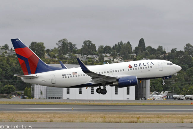 The Boeing 737-700 is one of the most recent additions to the Delta Air LInes fleet and Delta uses its 737-700s on a wide variety of domestic international routes, including flights between Atlanta and northern Brazil
