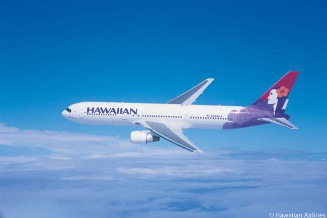 Hawaiian Airlines' primary long-haul aircraft has been the Boeing 767-300ER throughout the first decade of the new millennium, but the aging type is being supplanted in Hawaiian Airlines service by up to 27 larger, more fuel-efficient Airbus A330-200s and A350 XWBs