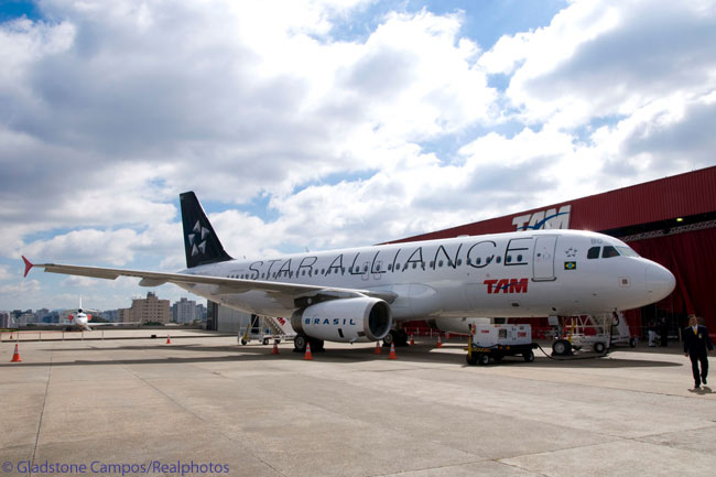When TAM Airlines joined Star Alliance in May 2010, it gave the alliance renewed access to a continent in which the alliance had been poorly represented since the bankruptcy of VARIG in 2005 and the carrier's subsequent suspension from Star.  However, TAM left Star Alliance again on March 31, 2014