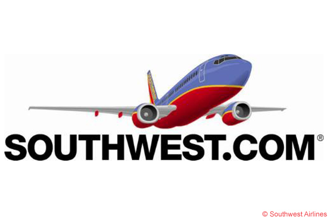 This is Southwest Airlines' official logo