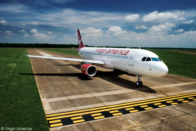 Virgin America operates an all-Airbus fleet of A319s and A320s and by the middle of the decade could have 76 or more aircraft in service, given the size of its current fleet and existing orders