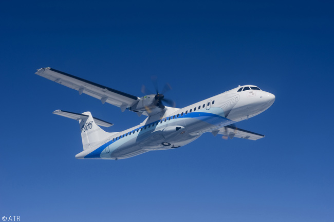 Regional-aircraft manufacturer ATR, a joint venture between EADS and Alenia Aeronautica, obtained European Aviation Safety Agency (EASA) certification for the ATR 72-600 version of its strong-selling ATR 72 turboprop on May 31, 2011