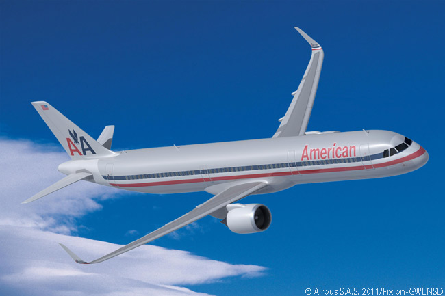 American Airlines is likely to be specifying A321neos as part of its 130-aircraft A320neo-family order, announced on July 20, 2011, along with 130 existing A320-family aircraft and 200 Boeing 737s, 100 of which will be of a new version re-engined with the CFM LEAP-X engine