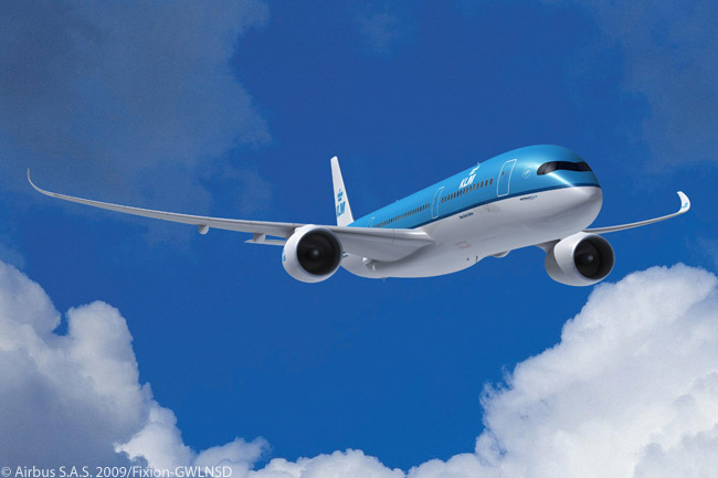Although Air France will take delivery of A350-900s before sister carrier KLM will, parent company Air France KLM says the Dutch airline will operate the Airbus type. KLM will take delivery of the group's first Boeing 787, receiving its first 787-9 in 2016