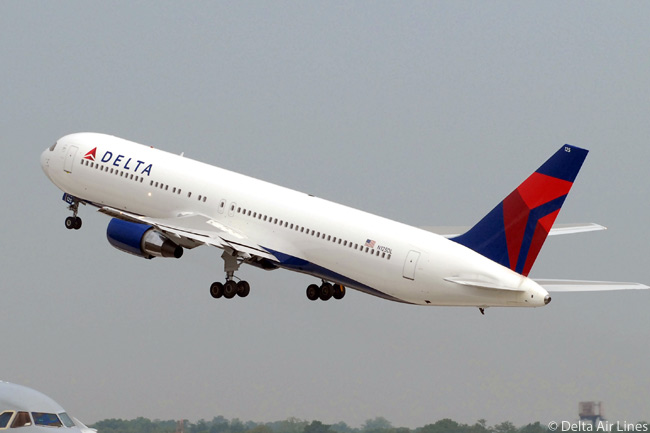 Delta Air Lines, the world's second-largest airline in 2011, operates 58 Boeing 767-300ERs on long-haul international routes and 16 767-300s on domestic routes. The carrier also has various other long-haul aircraft types