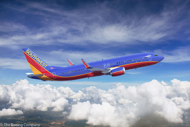 On December 13, 2011, Southwest Airlines placed a firm order for 150 Boeing 737 MAX jets and 58 additional 737NGs, officially becoming the launch customer for the 737 MAX family. Southwest also optioned 150 additional 737 MAX aircraft in the deal, which Boeing labeled as its biggest-ever in terms of dollar value and numbers of aircraft