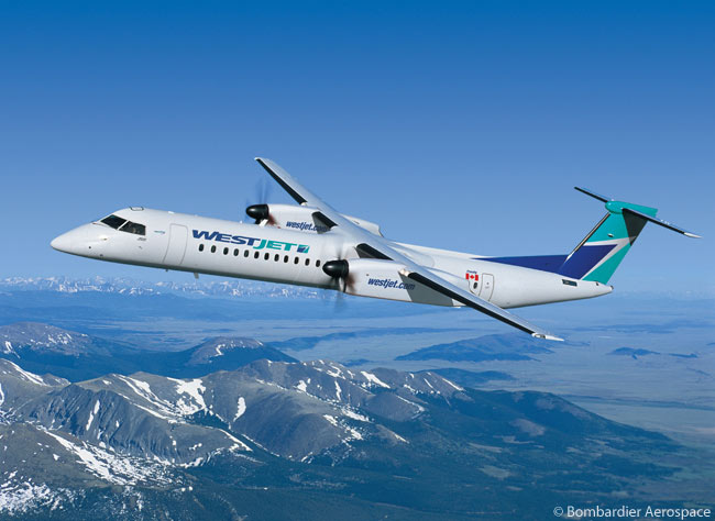 According to Bombardier Commercial Aircraft, the Q400 NextGen turboprop is particularly suited to operations in the robust Canadian and U.S. landscape, where temperatures and climatic conditions can display extreme variation, sometimes within a short period of time