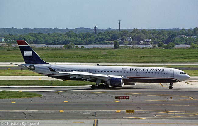 Until US Airways starts taking delivery of 22 A350-900s it has on order for delivery from 2017, the Airbus A330 is US Airways' primary long-haul type. The airline operates nine A330-300s and has 15 A330-200s in service and on order