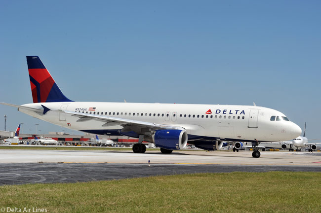 In its merger with Northwest Airlines, Delta Air Lines inherited large fleets of several types of aircraft. Among them were 69 Airbus A320s and 57 A319s