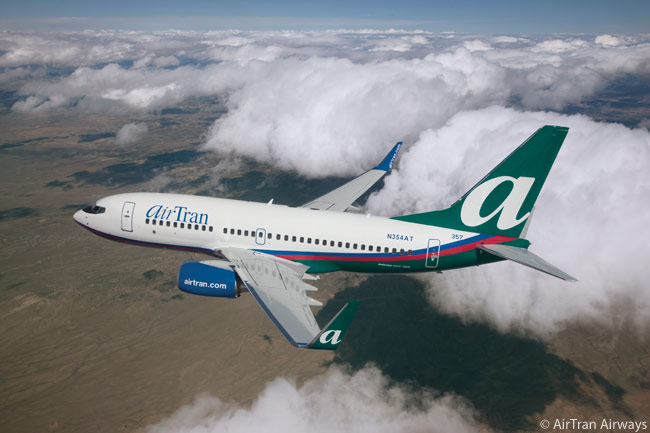 Southwest Airlines subsidiary AirTran Airways eventually is to be merged into the larger Southwest operation and its distinctive livery will vanish unless Southwest decides to keep some AirTran jets as theme-painted aircraft to remember their heritage