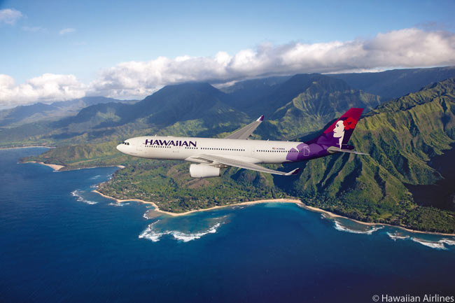 Hawaiian Airlines has a total of 22 Airbus A330-200s in service and has six A330-800s on order. The A330 is Hawaiian's primary long-haul aircraft type