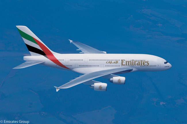 Emirates Airline has always made it clear it eventually wants to increase its orderbook for the Airbus A380 superjumbo far beyond the 90 jets it had on order by 2012 and has gone on record to say it also would like an even larger version of the aircraft