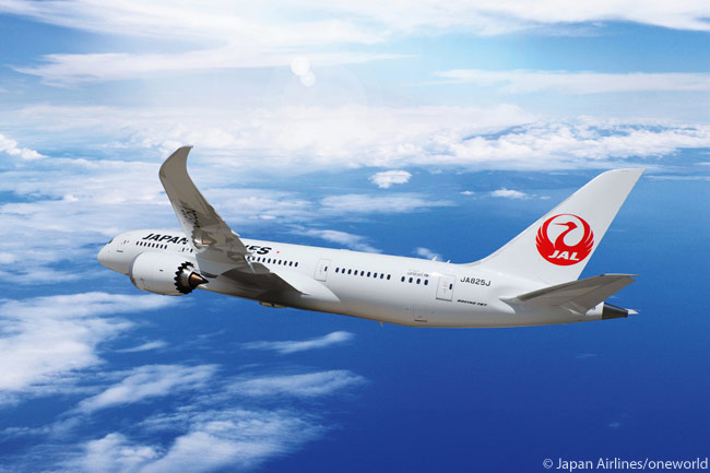 Japan Airlines has 25 Boeing 787-8s in service and on order, and 20 of the larger Boeing 787-9 model