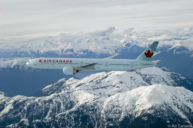 Air Canada's long-haul fleet includes 17 Boeing 777-300ERs in service and on order and the carrier also operates six 777-200LRs. Montreal-headquartered Air Canada also operates eight Airbus A330-300s and 30 Boeing 767-300ERs, which are being replaced by 37 Boeing 787-8s the airline has ordered