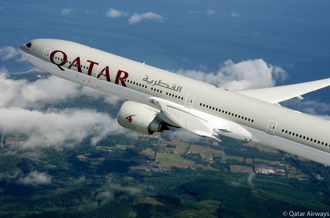 By 2013, Qatar Airways had ordered 27 Boeing 777-300ERs and taken an additional commitment on seven more