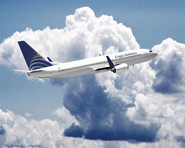 Since ordering its first Boeing 737-800 on August 26, 2002, Copa Airlines' orderbook for the model, from Boeing and leasing companies, has grown to 88 aircraft. Copa Airlines and its subsidiary in Colombia also operate 20 Boeing 737-700s and 26 Embraer 190s. This large fleet is enabling fast-growing Copa to create hub-and-spoke networks linking many major Latin American, Caribbean and North American destinations via Copa's hubs at Panama City and Bogota