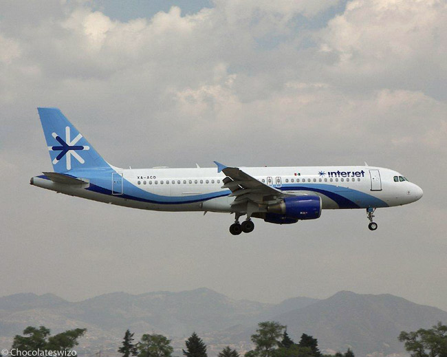 Interjet is Mexico's third-largest carrier in terms of the number of large commercial aircraft it operates, the airline operating a fleet of 35 Airbus A320s by 2012, with six more due to enter the fleet. Interjet also ordered 20 Sukhoi Superjet 100-95s and optioned five more; it was the first customer for the Superjet 100 in the Americas