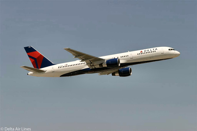 Delta Air Lines is the world's biggest operator of Boeing 757-200s, with 155 in its fleet. The carrier also operates 15 757-300s, which have longer fuselages but shorter range than the 757-200