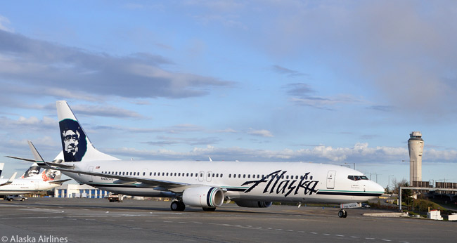 On November 8, 2012, Alaska Airlines introduced into service the first of 38 Boeing 737-900ERs it had ordered. In Alaska Airlines service, the aircraft are deployed mainly on transcontinental routes and flights between the U.S. mainland and Hawaii. Alaska's 737-900ERs feature new, slimmer seats, with 16 seats in the First Class cabin and 165 in Economy
