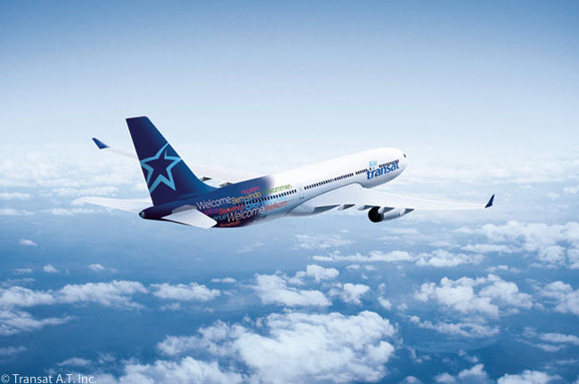 Canada's Air Transat has adopted a colorful new livery for its fleet of widebody Airbus aircraft