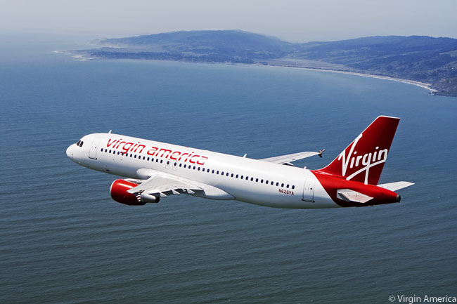Virgin America operates 10 Airbus A319s and has 53 A320s in service and on order, as well as 30 A320neos due to be delivered from 2020. Persistent losses persuaded the carrier to cancel orders for 20 additional A320s in the third quarter of 2012
