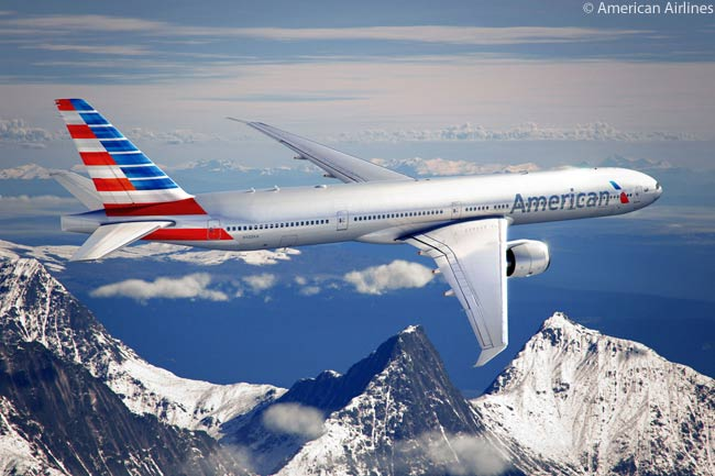 On January 17, 2013, American Airlines unveiled a new logo and livery for itself and sister carrier American Eagle. The change came more than four decades after American's last livery change, which produced the iconic 'silver bird' look and red-and-blue 'AA' tail logo which also featured a stylized eagle. That logo represented the evolution of American's logo dating all the way back to the 1930s
