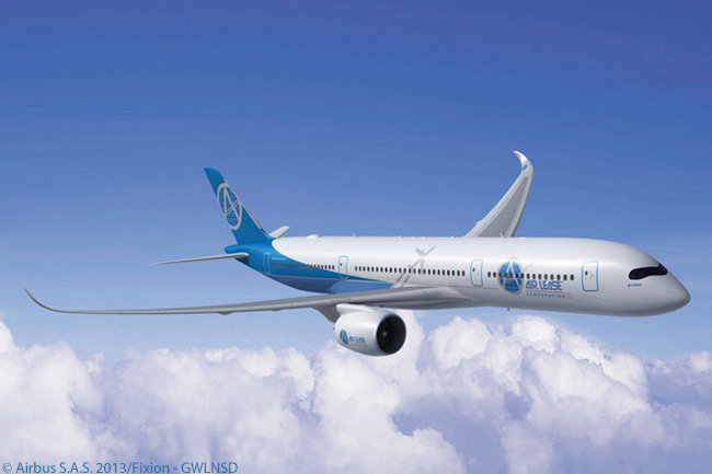 Lessor Air Lease Corporation ordered 25 Airbus A350 XWB widebodies on February 4, 2013, among them 20 of the high-selling A350-900 version