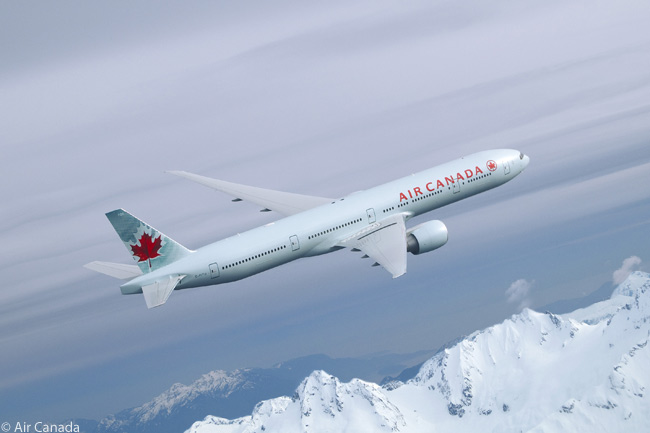 With the introduction of five additional new Boeing 777-300ERs into service between June 2013 and February 2014, Air Canada would increase its 777 fleet to 23 aircraft – 17 777-300ERs and six 777-200LRs