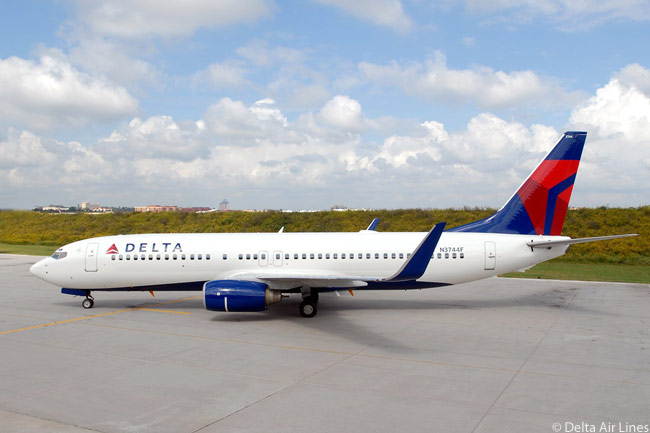 Among the many aircraft types in Delta Air Lines' massive mainline fleet is the Boeing 737-800. Delta operates 73 of the model