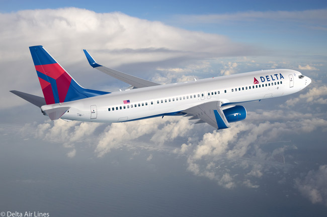 Delta Air Lines is taking delivery of 140 new Boeing 737-900ERs from 2013 through 2019