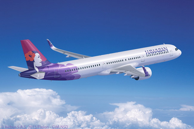Hawaiian Airlines is using its Airbus A321neos to expand the number of U.S. mainland and international destinations it serves from Hawaii and also to increase frequencies on some existing routes