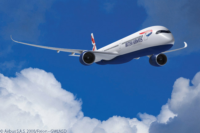 On April 22, 2013, Airbus announced that International Airlines Group had signed a memorandum of understanding to order 18 A350-1000s for British Airways and to option 18 more. The MOU also included commercial terms and delivery slots that would allow IAG subsidiary Iberia to order A350 XWBs once the Spanish carrier had restructured and modified its cost base