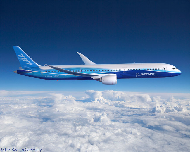 The Boeing 787-10X is a planned second stretch of the twinjet widebody 787 family. Boeing is working with airlines to determine the exact configuration and capabilities of the new jet, which will be the third member of the 787 family. It joins the baseline 787-8 which entered revenue service in 2011 and the 787-9, which is due to enter service by 2015. Singapore Airlines became the launch customer for the 787-10X on May 30, 2013, announcing an order for 30