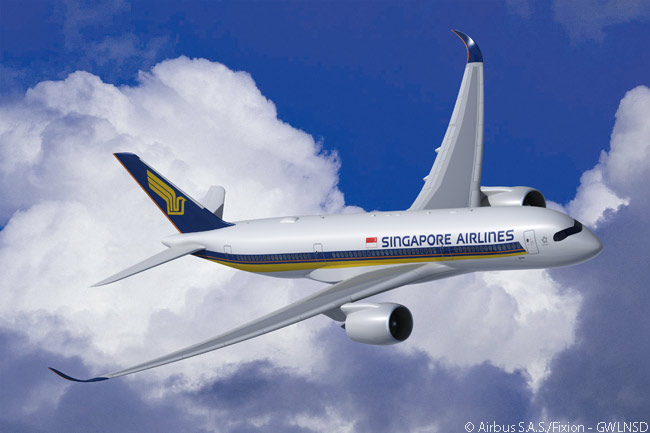 On May 30, 2013, Singapore Airlines announced it had agreed to order 30 more Airbus A350-900s to add to 40 already on order, and had taken options on 20 more to increase its total number of A350 XWBs on option to 40 aircraft. SIA may convert the new options to specify longer-fuselage A350-1000s, at its discretion